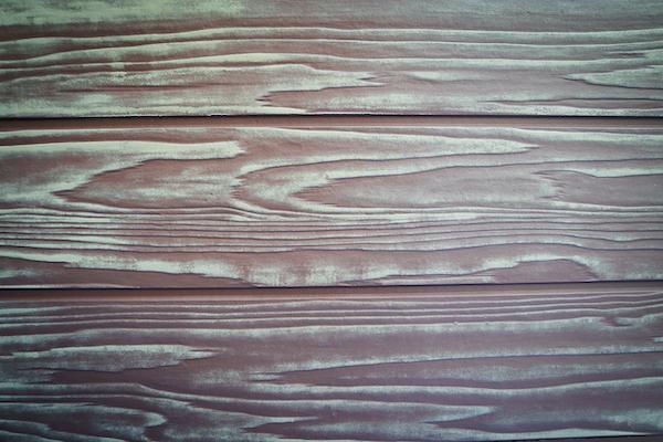 まるで本物の木材!? 実は、木目サイディングのデザイン塗装なんです!_8