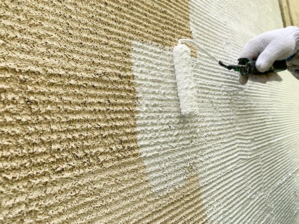 モルタル壁もデザイン性のある施工ができる!って知っていますか?_④