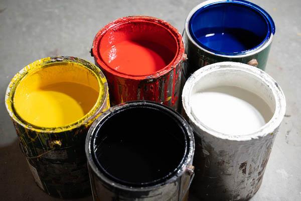 色は5色でできている!? 外壁塗装に大切な『調色』のご紹介2