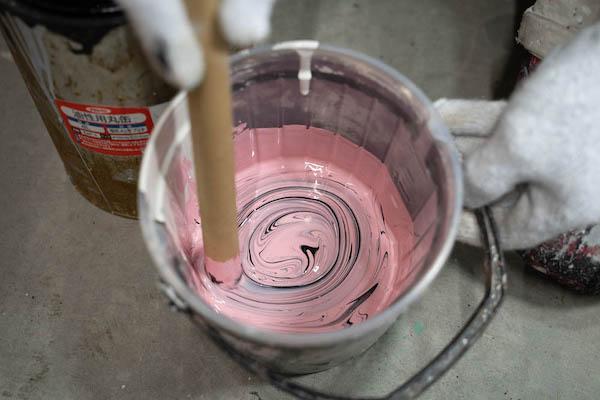 色は5色でできている!? 外壁塗装に大切な『調色』のご紹介8
