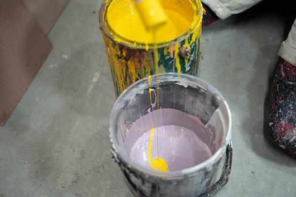 色は5色でできている!? 外壁塗装に大切な『調色』のご紹介10