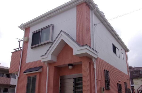 【東京都 あきる野市】家屋 外壁塗装 施工事例④ after