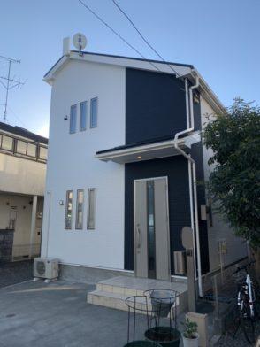 【東京都 小平市】家屋 外壁塗装 施工事例①_after