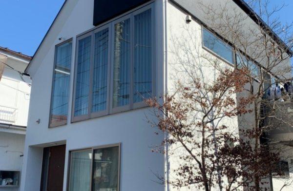 【東京都 調布市】家屋 外壁塗装 施工事例③_after