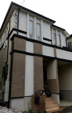 【東京都 調布市】家屋 外壁塗装 施工事例①_after