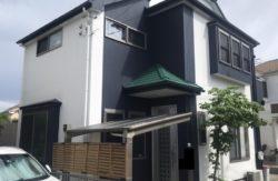 【東京都 狛江市】家屋 外壁塗装 施工事例①_after
