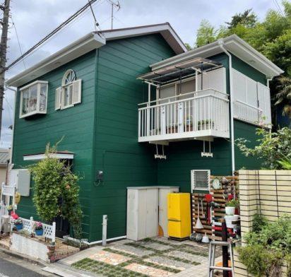 【東京都 あきる野市】家屋 外壁塗装 施工事例⑦_after
