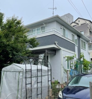 【東京都 昭島市】家屋 外壁塗装 施工事例①_after