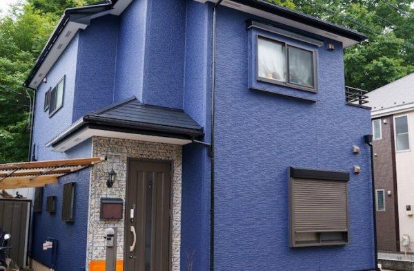 【東京都 立川市】家屋 外壁塗装 施工事例①_after